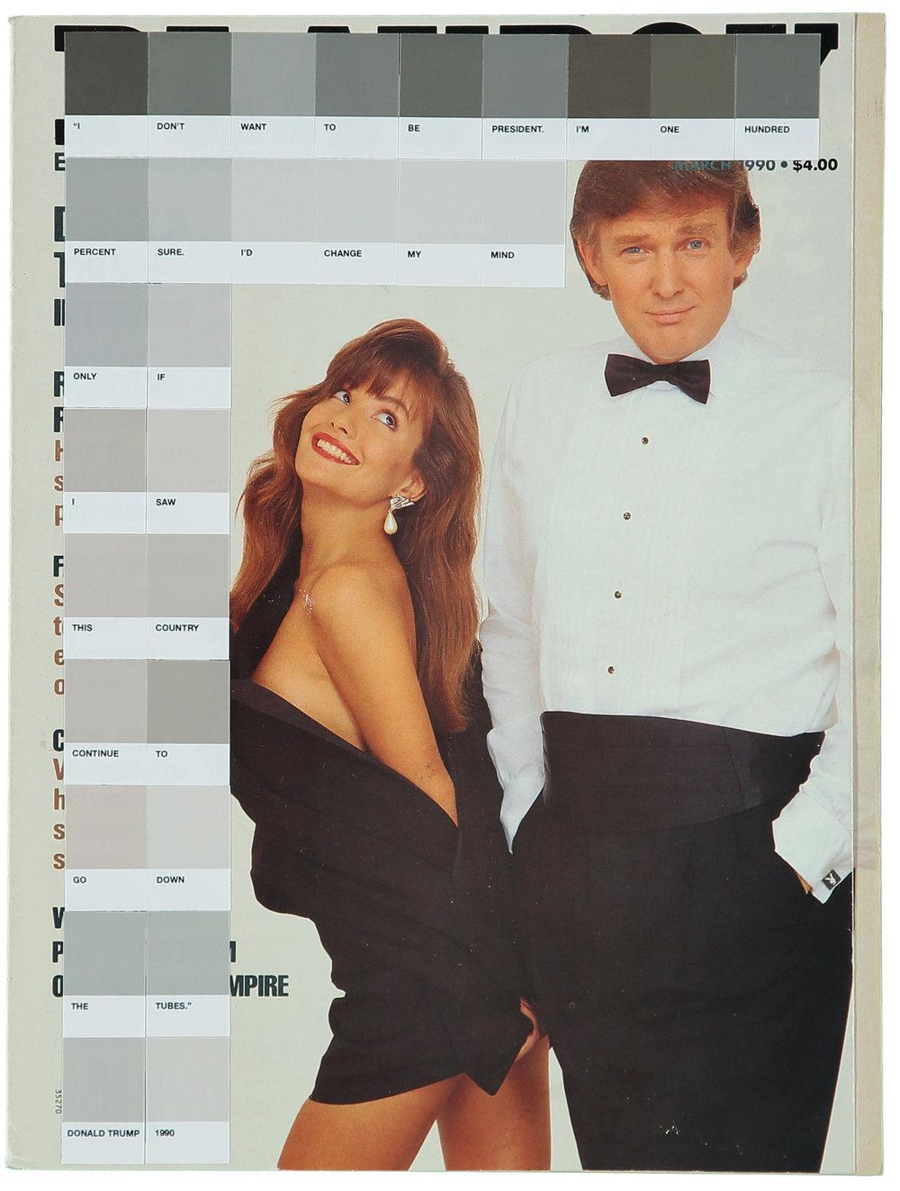 Donald Trump, Playboy, 1990