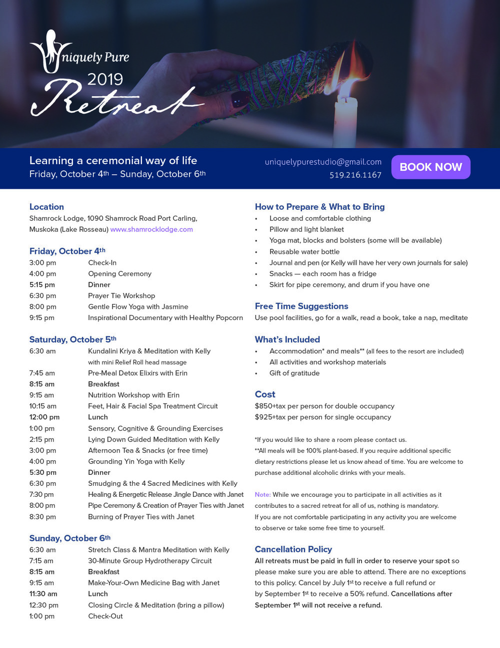 Uniquely Pure Retreat 2019 Itinerary (Jan Update).jpg