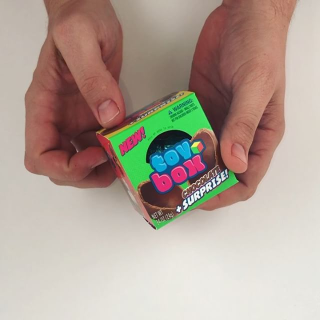 Just now getting a ToyBox from @dollargeneral ? Here's a little video of how we like to open our surprise chocolates 👈🏽swipe left👀 . . We want to know whats in YOUR ToyBox!! Tag us in your ToyBox opening videos! #WhatsInYourTB