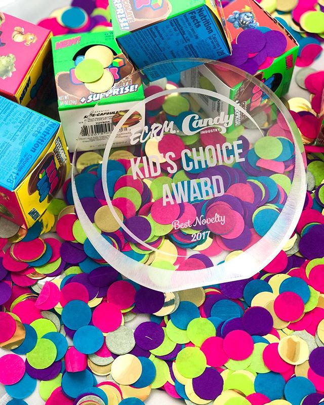 We won a Kids Choice award🎉  Comment below if you would've chose us too!👇🏽