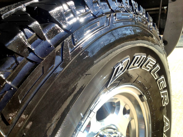 #thatfeelingwhen your tires have more gloss than your paint...