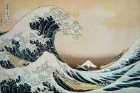 Hokusai Kanagawa