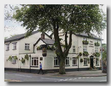 The Coach & Four Wilmslow