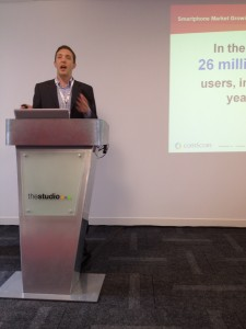 Mike Shaw of ComScore