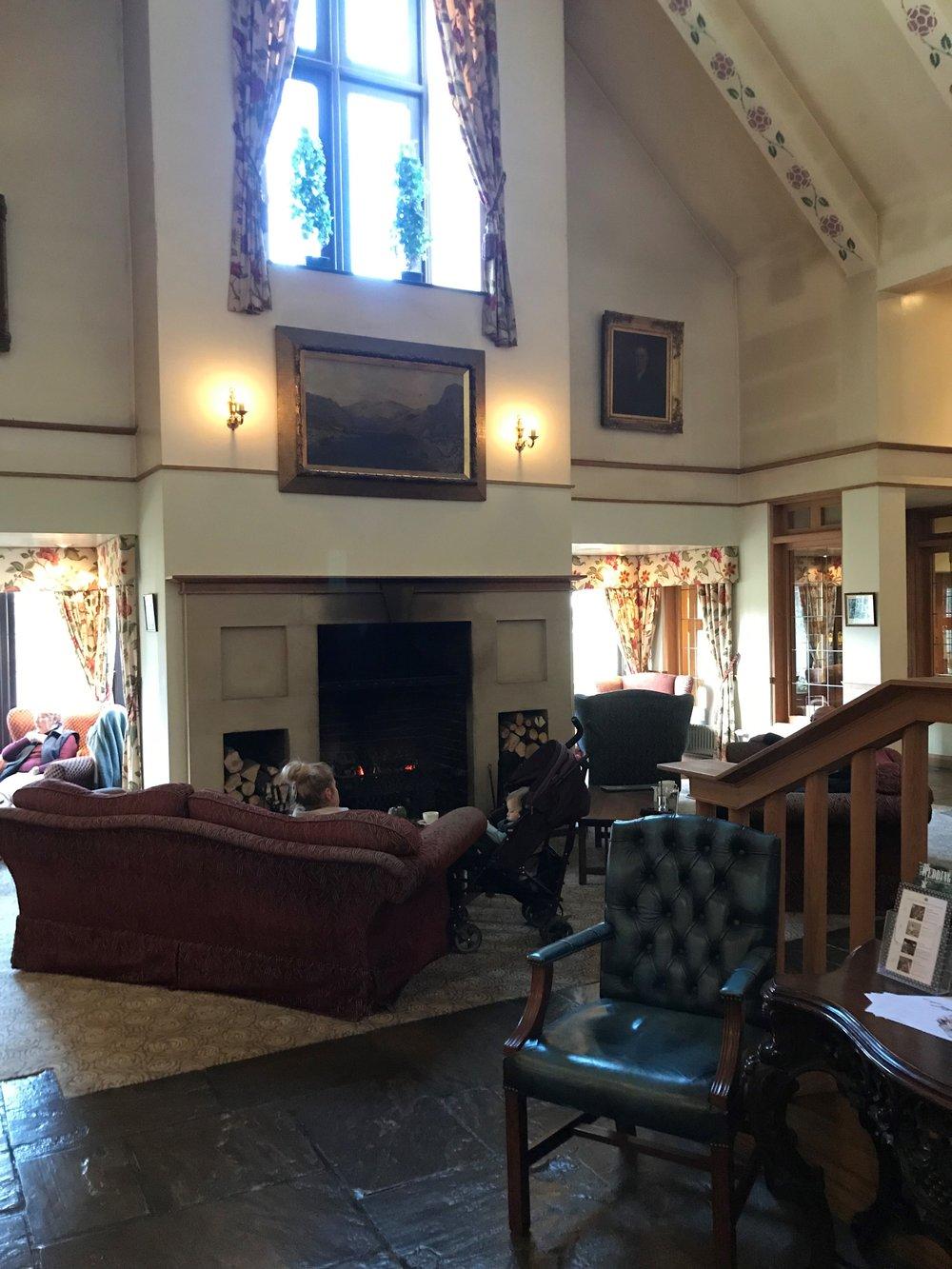 Lancaster House Hotel, Lancaster University