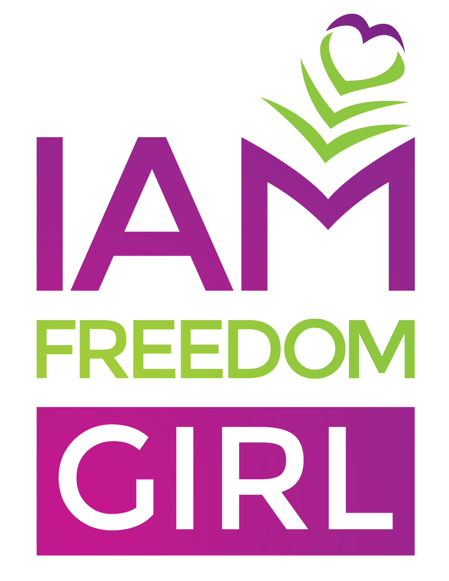 I Am Freedom Girl