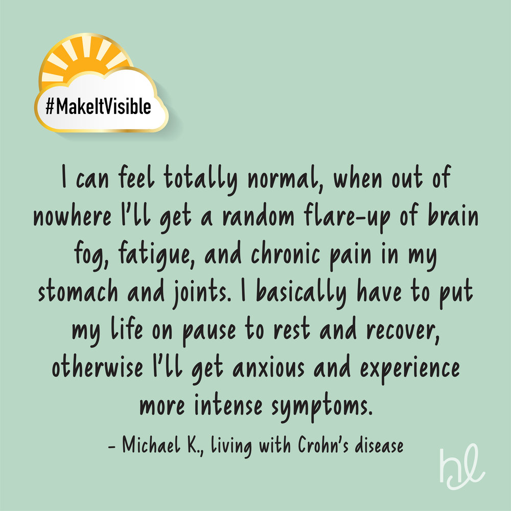 Chronic Pain Quotes In Their Words  Makeitvisible
