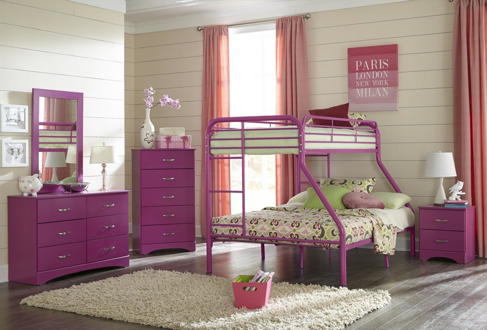 Bedroom Suite, Bunk Beds