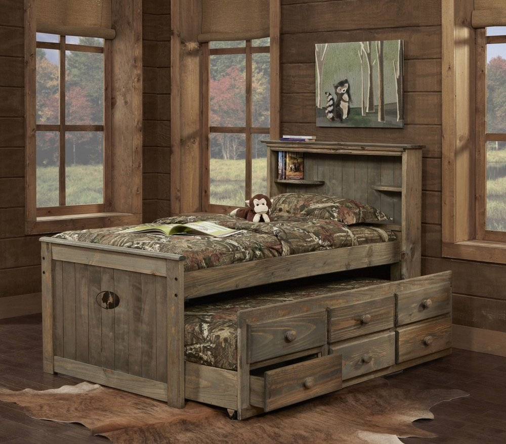 Mossy Oak Bed