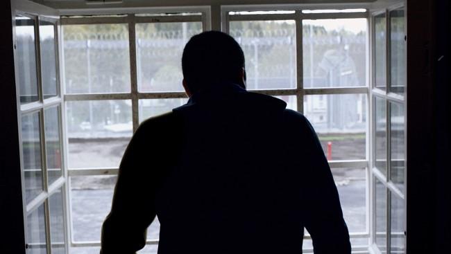 58 prosent av norske fengselsinnsatte vokste opp med rusmisbruk i hjemmet. 40 prosent ble misbrukt i barndommen. FOTO: LARS ERLEND TUBAAS ØYMO / SPERANZA FILM