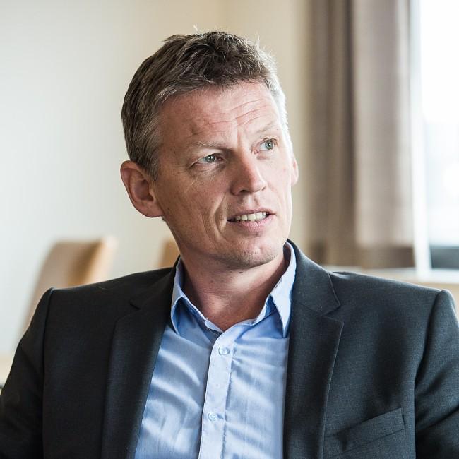 Sivilombudsmann Aage Thor Falkanger er bekymret over tilbudet til de sykeste fangene. FOTO: PRESSEBILDE