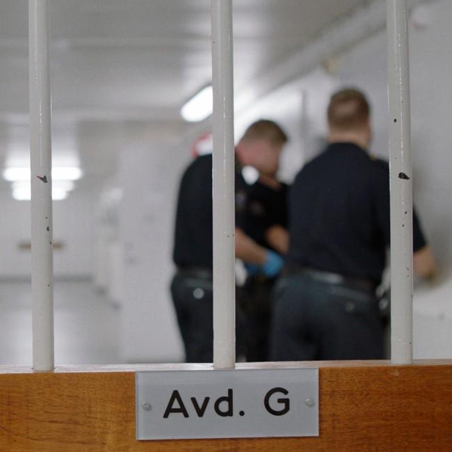 På avdeling G på Ila fengsel og forvaringsanstalt sitter innsatte som ikke kan være på fellesskapsavdelingene. FOTO: LARS ERLEND TUBAAS ØYMO / SPERANZA FILM