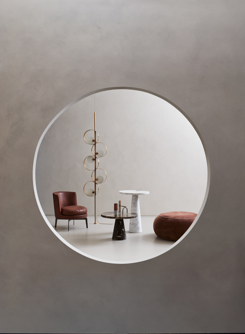 Elisa Ossino Studio — Elle Decor — Circle Line