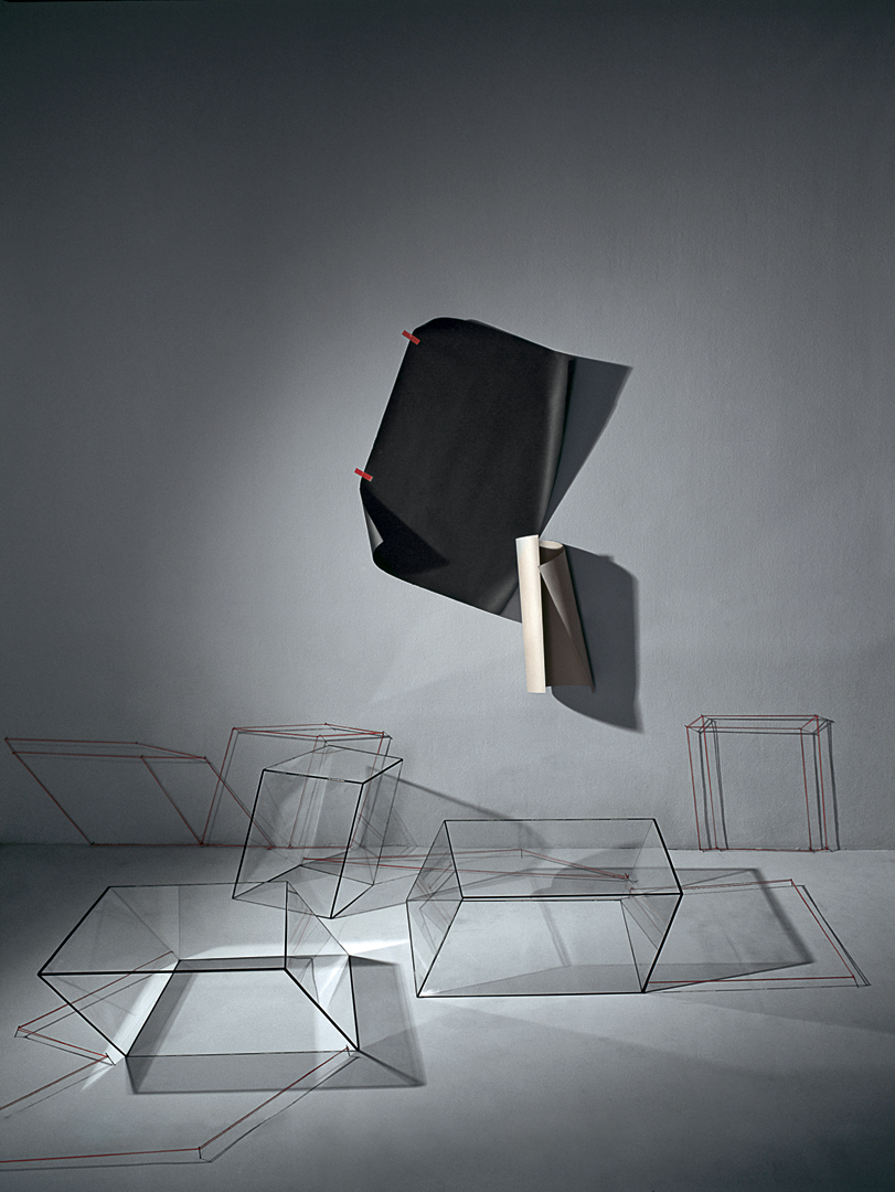 Elisa Ossino Studio — Elle Decor — Asimmetrici