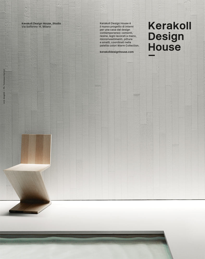 Elisa Ossino Studio — Kerakoll Design House — ADV