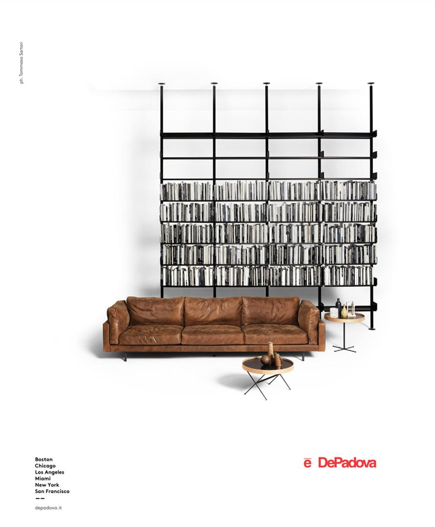 Elisa Ossino Studio — De Padova — ADV
