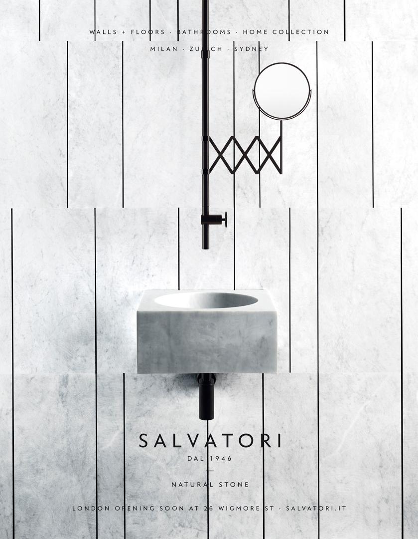 Elisa Ossino Studio — Salvatori — ADV