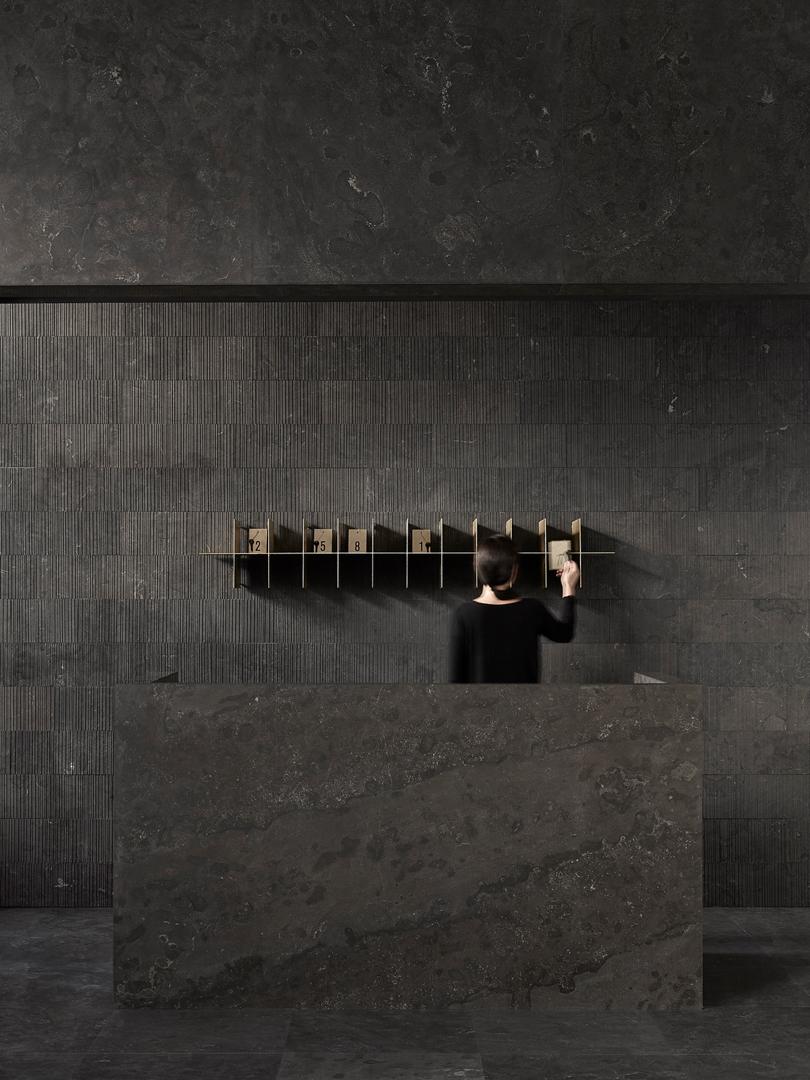 Elisa Ossino Studio — Salvatori — Walls and Floors