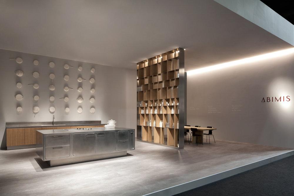 Elisa Ossino Studio — Abimis — EuroCucina