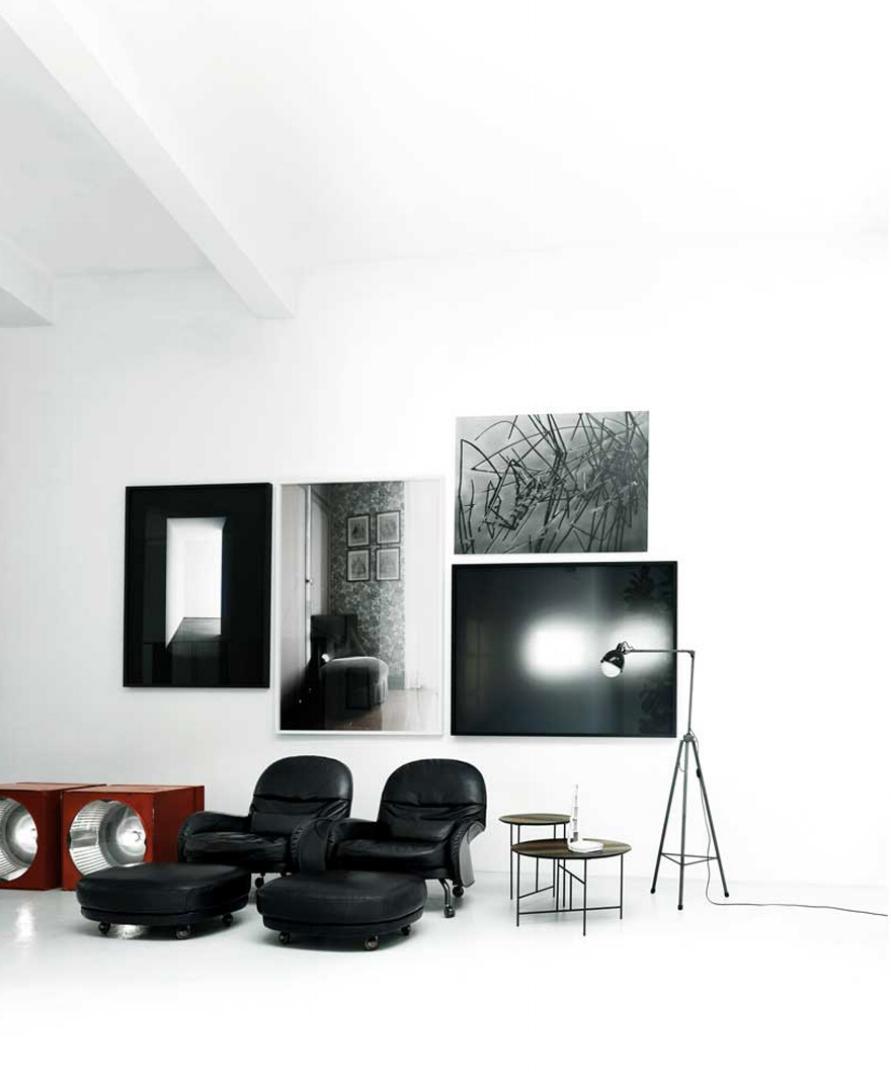 Elisa Ossino Studio — De Padova — Santa Cecilia Showroom