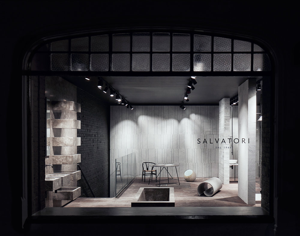 Elisa Ossino Studio — Salvatori — London Showroom