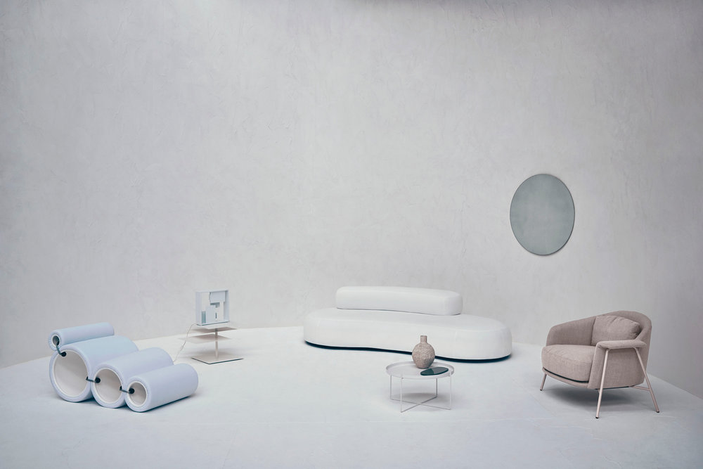 Elisa Ossino Studio — Elle Decor — The White Project