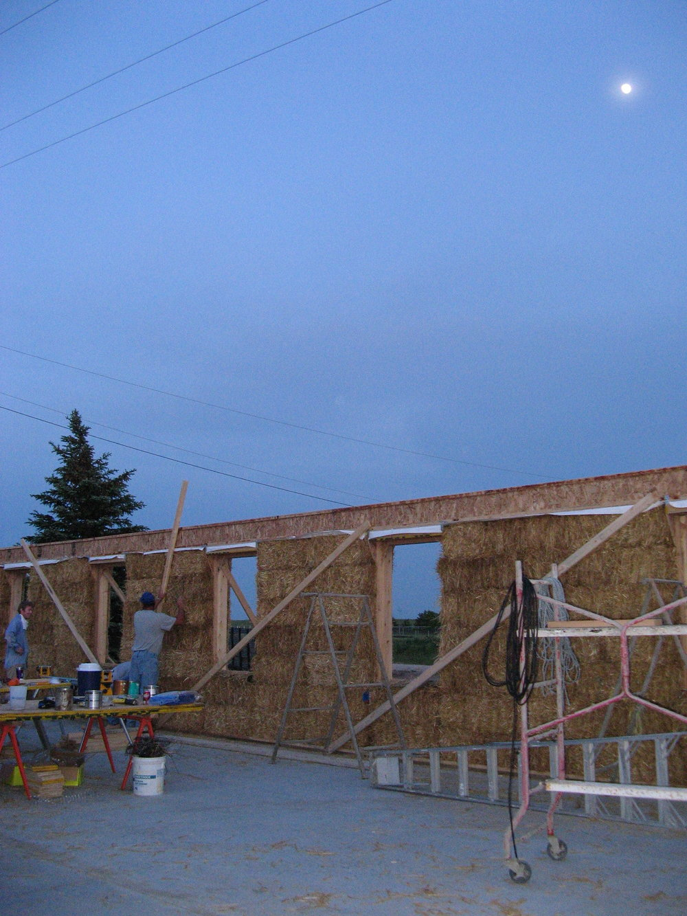 Ready for stucco!