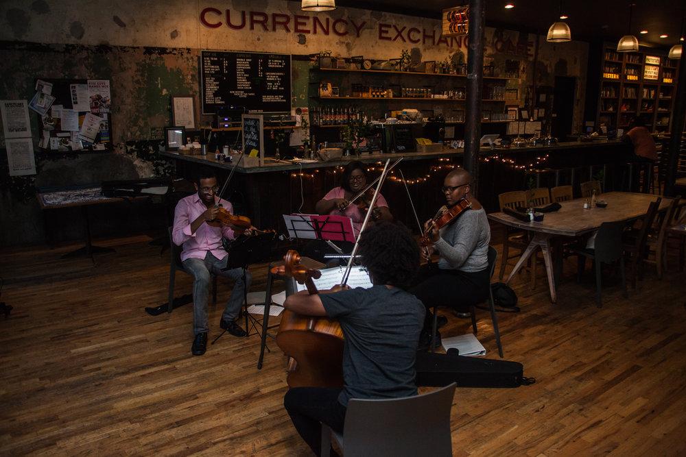 - why Chamber Music?