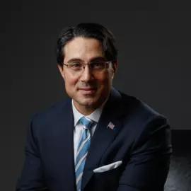 Paul Marino  - managing partner Marino Partner