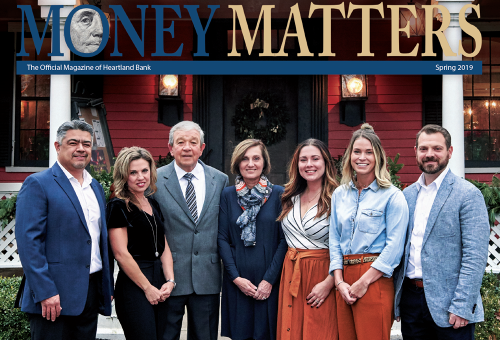 "FEATURED IN ""MONEY MATTERS"" - Buxton Inn, Urban Restorations and the Schilling Family"
