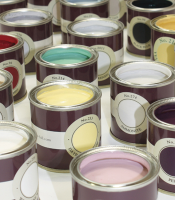 farrow and ball sample pots