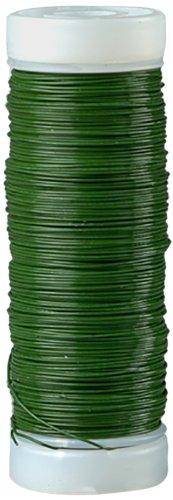 Green Florist Wire