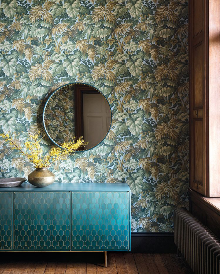 Cole & Son Royal Fernery Wallpaper