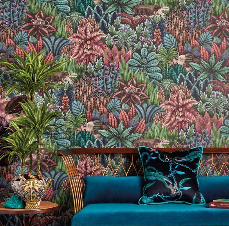 Cole & Son Singita Wallpaper