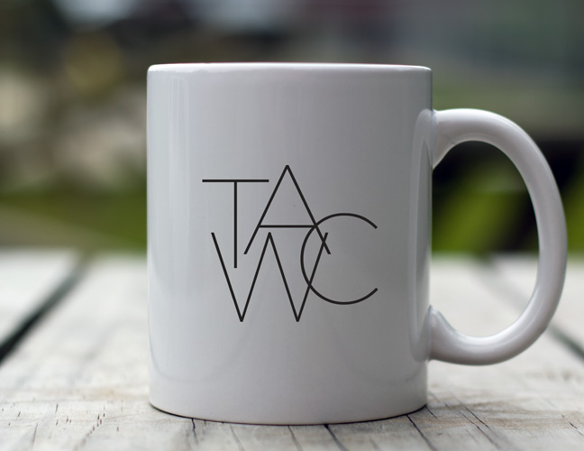 Vale Design - The Accent Wall coffee mug