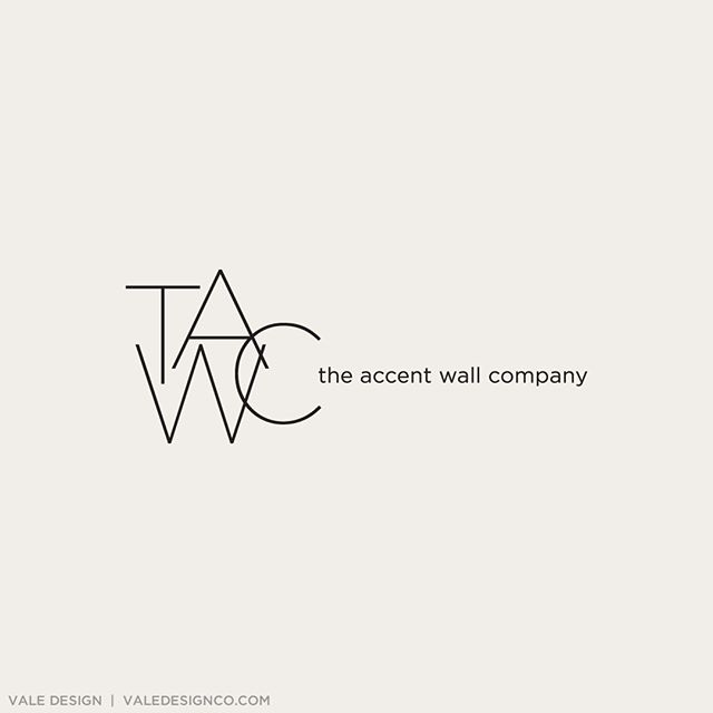 "LAUNCHED! So excited to launch this new brand, logo + website for The Accent Wall Co, a niche construction company based in Indy. The Accent Wall Co logo captures the style and flair of it's business owner + contractor @reneemcgowan⠀⠀⠀⠀⠀⠀⠀⠀⠀ •⠀⠀⠀⠀⠀⠀⠀⠀⠀ This logo was designed to be COMPLETELY different than your typical contractor logo. DARE TO BE DIFFERENT! Dare to stand out! Biz Ladies, don't feel like you need to be like everyone else.⠀⠀⠀⠀⠀⠀⠀⠀⠀ •⠀⠀⠀⠀⠀⠀⠀⠀⠀ Your business needs:⠀⠀⠀⠀⠀⠀⠀⠀⠀   attention to gain trust⠀⠀⠀⠀⠀⠀⠀⠀⠀   trust to gain clients/customers⠀⠀⠀⠀⠀⠀⠀⠀⠀   clients/customers to gain revenue⠀⠀⠀⠀⠀⠀⠀⠀⠀ •⠀⠀⠀⠀⠀⠀⠀⠀⠀ Custom logos are not dead! Dare to be different! Dare to say ""no thank you"" to boring custom logos.⠀⠀⠀⠀⠀⠀⠀⠀⠀ •⠀⠀⠀⠀⠀⠀⠀⠀⠀ Vale Design⠀⠀⠀⠀⠀⠀⠀⠀⠀ •⠀⠀⠀⠀⠀⠀⠀⠀⠀ •⠀⠀⠀⠀⠀⠀⠀⠀⠀ #squarespace #squarespacetemplate #squarespacedesigner #webtips #websiteinfo #designerlife #brand #brandidentity ⠀⠀⠀⠀⠀⠀⠀⠀⠀ #web #webdesign⠀⠀⠀⠀⠀⠀⠀⠀⠀ #creativeminds #goalgetter #dowhatyoulove #creativeatheart #savvybusinesswomen #womeninbusiness #smallbusiness #beingbosspodcast #therisingtidesociety #dailyhustle #imperfectboss #womenwhowork #websiteinfo #designerlife #goaldigger #femaleentreprenuer #valedesignportfolio #copywriting #copywritingforcreatives"