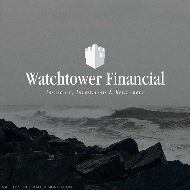 Logo Concepts (5/5) for Watchtower Financial • Vale Design • #valedesignportfolio #logoconcept #illustratorlogos #graphicdesign #branddesign #graphicdesigner #branding #logos #squarespace #squarespacetemplate #squarespacedesigner #webtips #websiteinfo #designerlife #brand #brandidentity #web #webdesign #creativeminds #goalgetter #dowhatyoulove #creativeatheart #savvybusinesswomen #womeninbusiness #smallbusiness #dailyhustle #womenwhowork #websiteinfo #designerlife #femaleentreprenuer