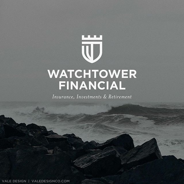 Logo Concepts (4/5) for Watchtower Financial • Vale Design • #valedesignportfolio #logoconcept #illustratorlogos #graphicdesign #branddesign #graphicdesigner #branding #logos #squarespace #squarespacetemplate #squarespacedesigner #webtips #websiteinfo #designerlife #brand #brandidentity #web #webdesign #creativeminds #goalgetter #dowhatyoulove #creativeatheart #savvybusinesswomen #womeninbusiness #smallbusiness #dailyhustle #womenwhowork #websiteinfo #designerlife #femaleentreprenuer