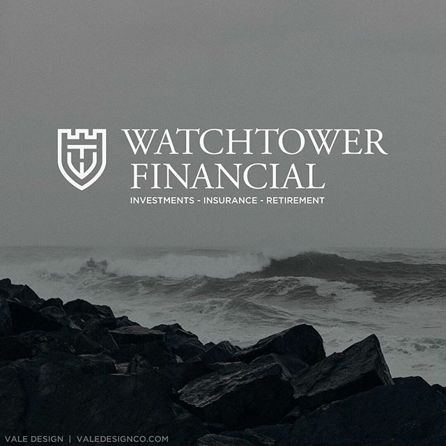 Logo Concepts (2/5) for Watchtower Financial • Vale Design • #valedesignportfolio #logoconcept #illustratorlogos #graphicdesign #branddesign #graphicdesigner #branding #logos #squarespace #squarespacetemplate #squarespacedesigner #webtips #websiteinfo #designerlife #brand #brandidentity #web #webdesign #creativeminds #goalgetter #dowhatyoulove #creativeatheart #savvybusinesswomen #womeninbusiness #smallbusiness #dailyhustle #womenwhowork #websiteinfo #designerlife #femaleentreprenuer