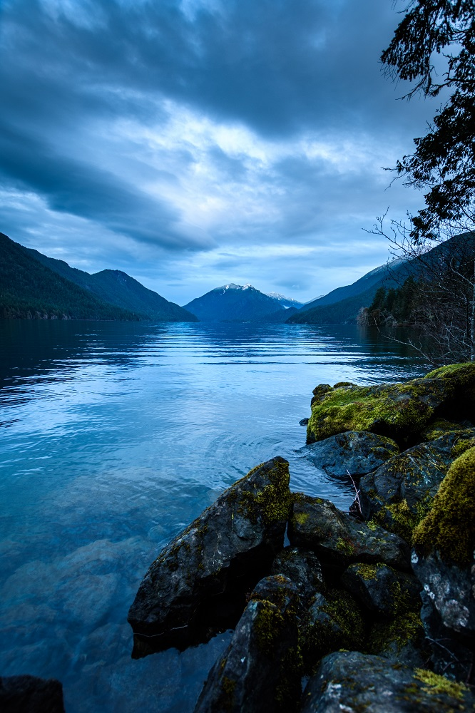 """Lake Crescent"" - Washington State"