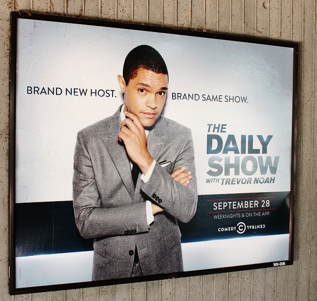 """Trevor Noah: Born a Crime  Oprah's SuperSoul Conversations  [AUDIO] In his interview with Oprah, Trevor Noah discusses his childhood in South Africa and his unlikely path to becoming the host of """"The Daily Show."""""""