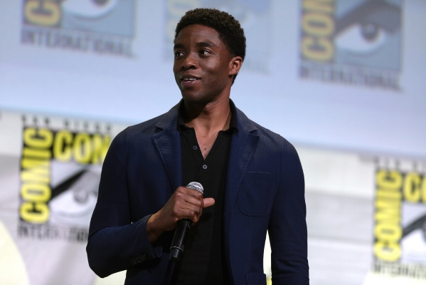 First Take interviews Black Panther star Chadwick Boseman  First Take ESPN  [VIDEO] Chadwick Boseman discusses the diverse cultural significance of the fantasy/science fiction film, Black Panther.