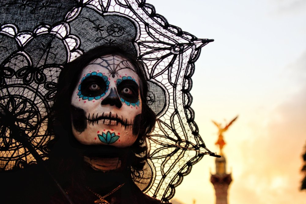 Things to Know About the Day of the Dead - LOGAN WARD, NATIONAL GEOGRAPHIC[Infographic & Article] Día de los Muertos, or Day of the Dead (November 1-2), is not a Mexican version of Halloween (October 31). Whereas Halloween is a dark night of terror and mischief, Day of the Dead festivities unfold over two days in an explosion of color and life-affirming joy. The more you understand about this feast for the senses, the more you will appreciate it.