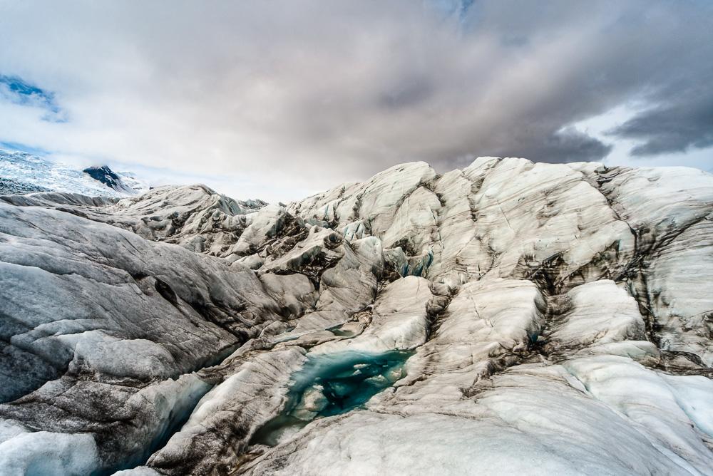 Glacial Falls