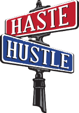 HASTE AND HUSTLE - A brand of events to serve and support entrepreneurs.