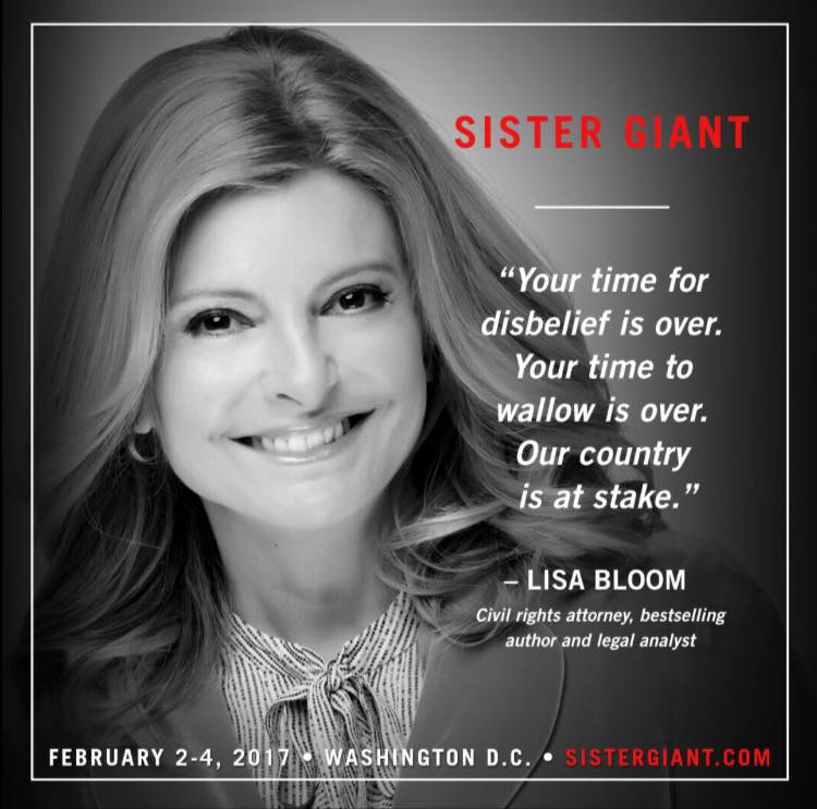 lisa bloom sistergiant