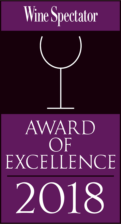 We Believe In Excellence - Antonio's is very proud to announce that we are a winner of the Wine Spectator Award of Excellence for our extensive wine selection. We pride ourselves on always providing a wide variety of fine wine selections at a price that you'll love, and our competitors hate. All of our servers are well versed in our wine list, so don't hesitate to ask us for a recommendation!