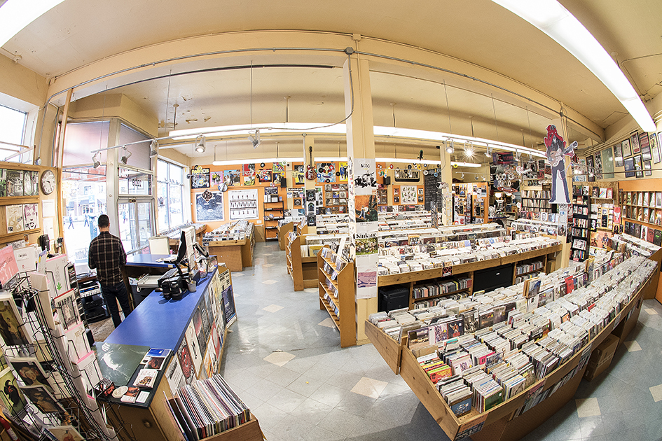 Seattle record store