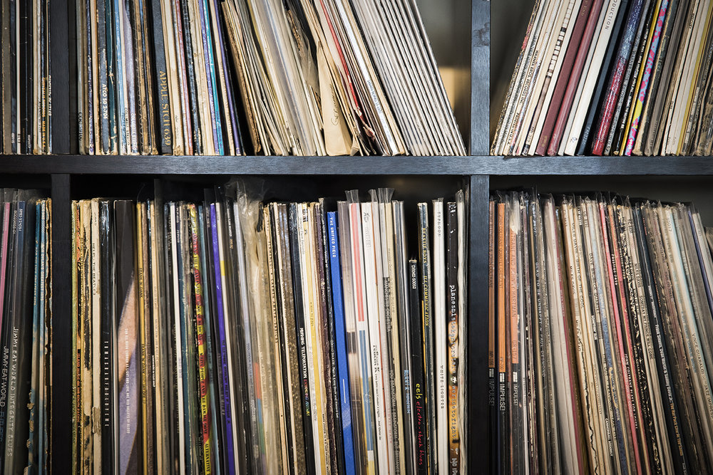 The place to sell your used records.