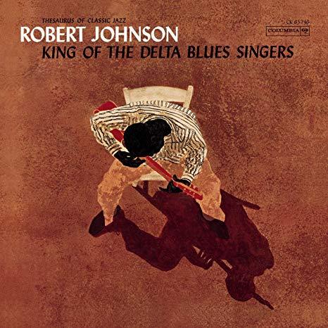 Robert Johnson - King of The Delta...
